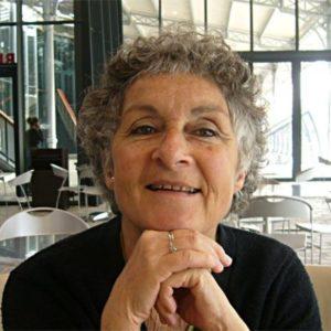 Portrait de la conteuse Gigi Bigot