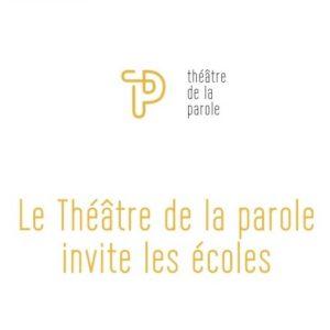 Logo du théâtre de la parole