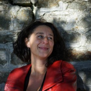 portrait de la conteuse Virginie Komaniecki