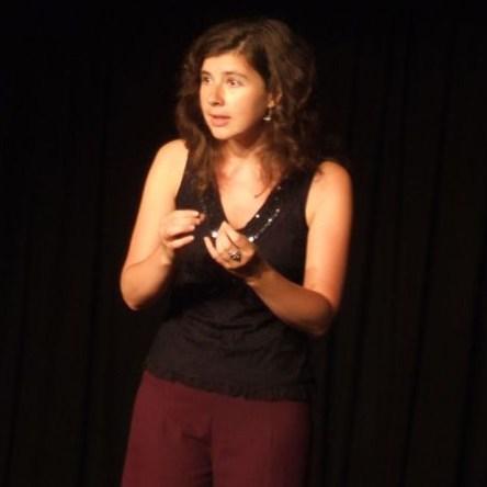 Corinne Pire photo d'un spectacle