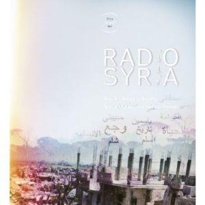 carte postale de Syrie pour représenter le projet Radio Syria du Graphoui