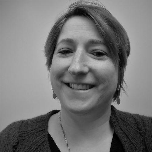 Stéphanie Pierart chargée administrative et de diffusion