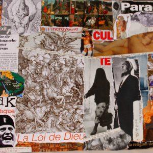 collage exposition abécédaire de l'immigration hamadi